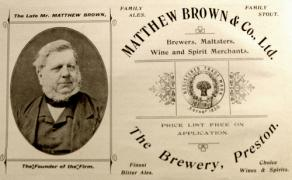 Matthew Brown brewer